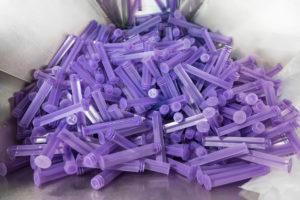 Produzione siringhe e aghi Pentaferte Italia